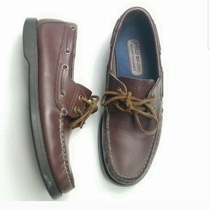 Polo Sport Ralph Lauren Mens 8.5D Loafers Slip On
